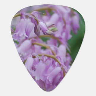 Pretty Bell Flowers Plectrum