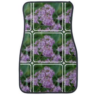 Pretty Bell Flowers Floor Mat