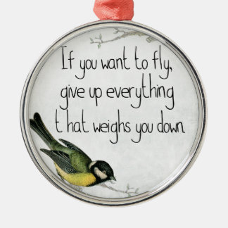 Pretty Bird ornament