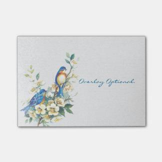Pretty Birds 1 Post-it Notes