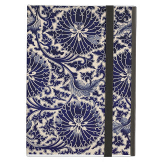 Pretty Blue Design iPad Air Cover
