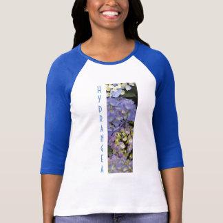 Pretty Blue-White Hydrangeas T-Shirt