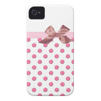 Pretty Bow Girly iPhone Cases