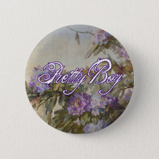 Pretty Boy button