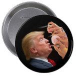 Pretty Boy Trump 10 Cm Round Badge