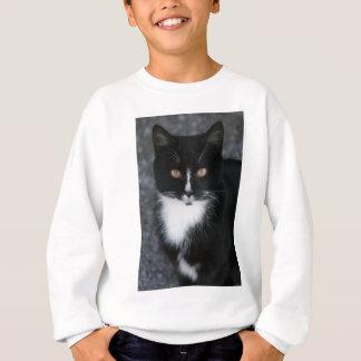 Pretty Boy Tuxedo Kitty Sweatshirt