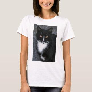 Pretty Boy Tuxedo Kitty T-Shirt