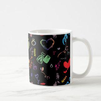 Pretty Bridal, Wedding Theme Coffee Mug