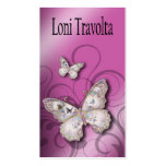 Pretty Butterflies Multi-Purpose Designer Business Card Template
