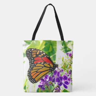 Pretty Butterfly Tote