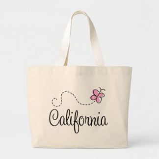 Pretty California Tote Bag