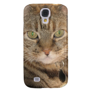 pretty cat galaxy s4 case