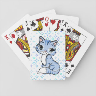 Pretty Cat Playing Cards