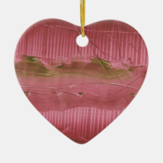 Pretty Chaveiro, modern, different Ceramic Heart Decoration