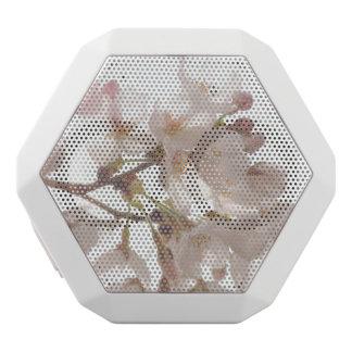 Pretty Cherry Blossoms White Boombot Rex Bluetooth Speaker