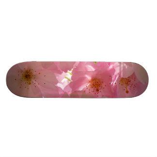 Pretty Cherry Flowers Skate Decks