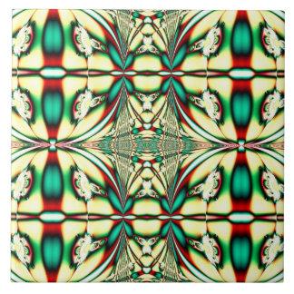 Pretty Christmas Pattern Tiles