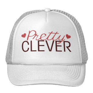Pretty Clever Mesh Hat