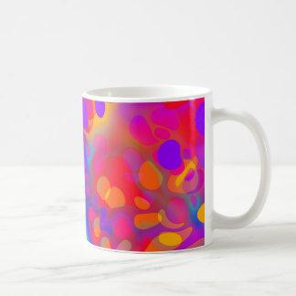 Pretty colorful mug