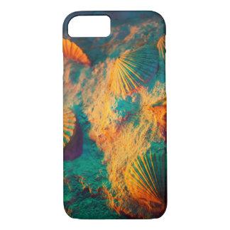 Pretty Colorful Seashells Phone Case