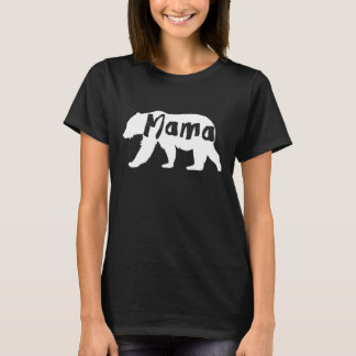 Pretty Cute Mama Bear for Mother's Day T-Shirt