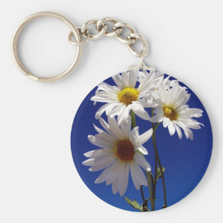 Pretty Daisies Key Ring