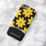 Pretty Daisies Personalised iPhone 6 Case Barely There iPhone 6 Case