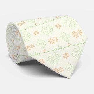 Pretty Daisy Flowers Tie