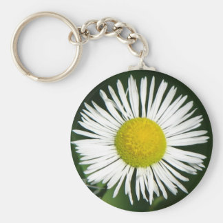 Pretty Daisy Key Ring