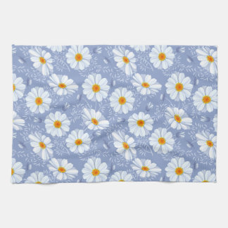 "Pretty Daisy Kitchen Towel 16"" x 24"""