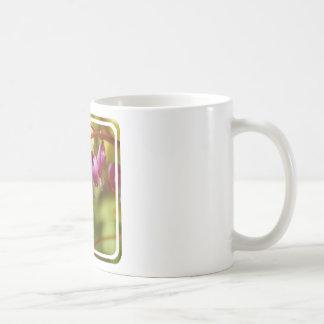 Pretty Dangling Bleeding Heart Flowers Coffee Mug
