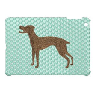 Pretty dog design iPad mini covers