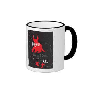 Pretty Dress Coffee Mug