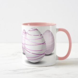 Pretty Easter Eggs Coffee Mug
