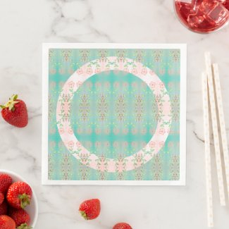 Pretty Everyday Designed Napkin