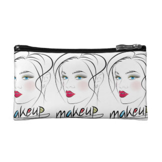 Pretty Face Makeup Bag