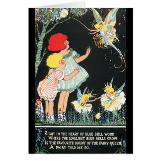 Pretty Fairies Card