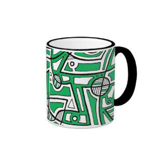 Pretty Famous Effervescent Generous Ringer Mug