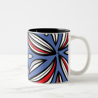 Pretty Famous Effervescent Generous Two-Tone Mug