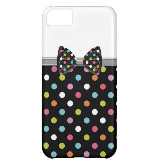 Pretty Fancy Bow iPhone 5C Cases
