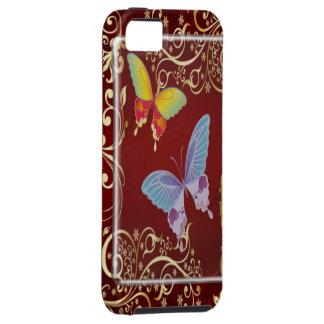Pretty Fantasy Patterns iPhone 5 Case
