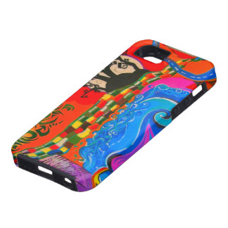 Pretty Fantasy Patterns iPhone 5 Covers