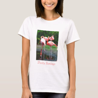 Pretty flamingo T-Shirt