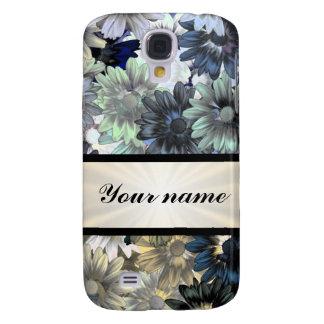 Pretty floral daisy pattern galaxy s4 case