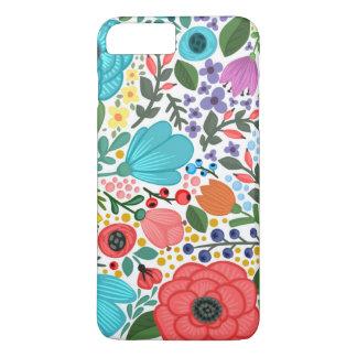 Pretty Floral Iphone7 Plus Case