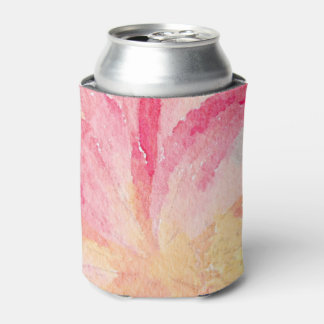 Pretty Floral Watercolor Drinks Cooler