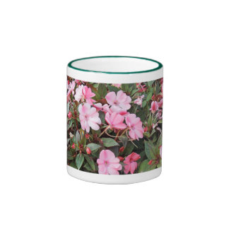 pretty flower mug