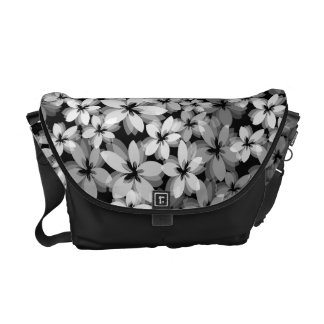 Pretty Flowers Commuter Bags