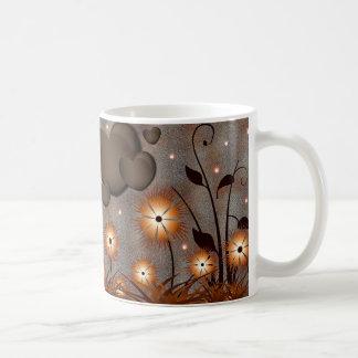 Pretty Flowers Coffee Mugs