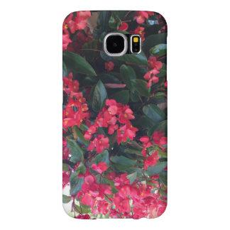 Pretty flowers! samsung galaxy s6 cases